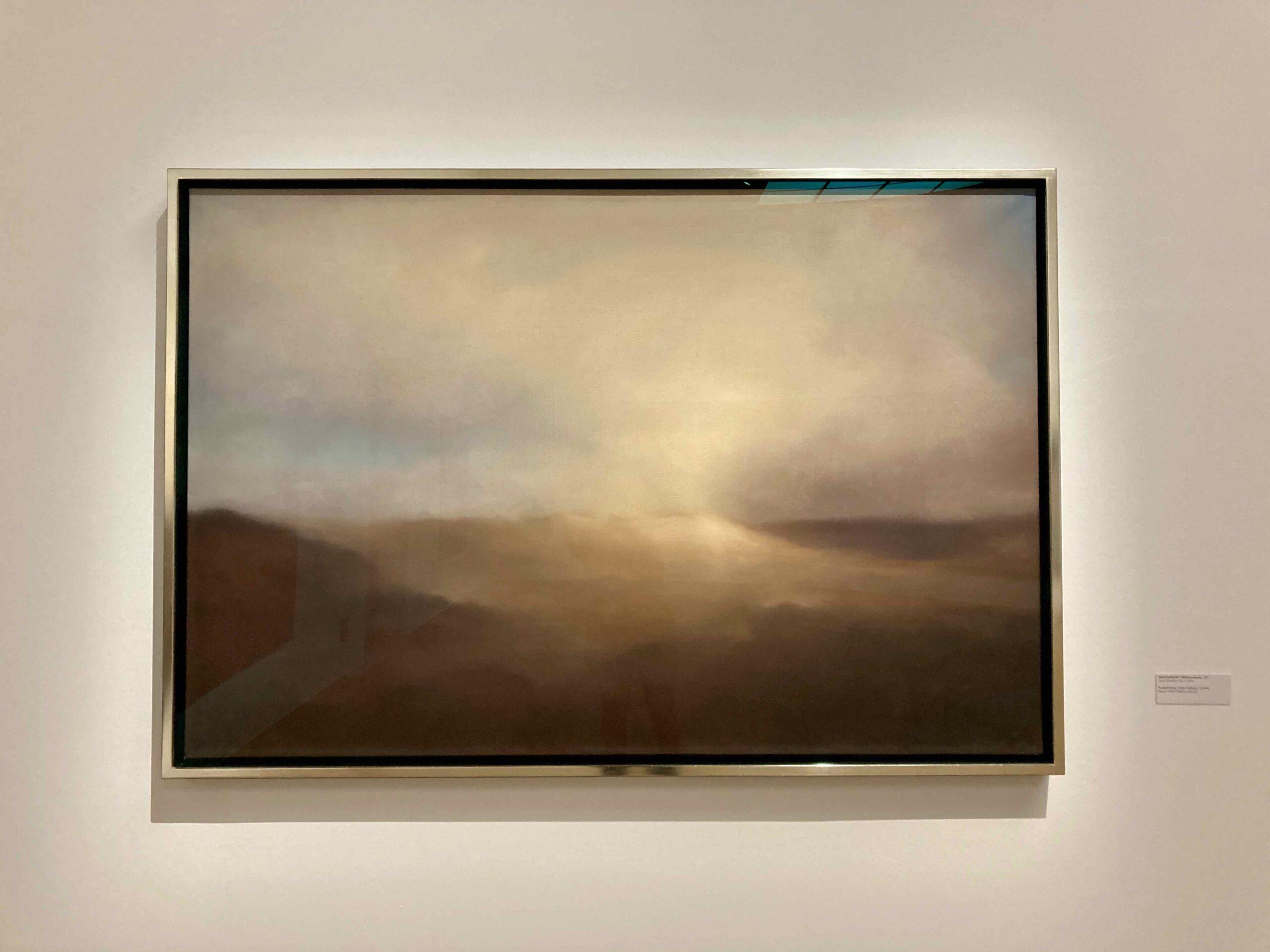 Gerhard Richter und seine Landschaften
