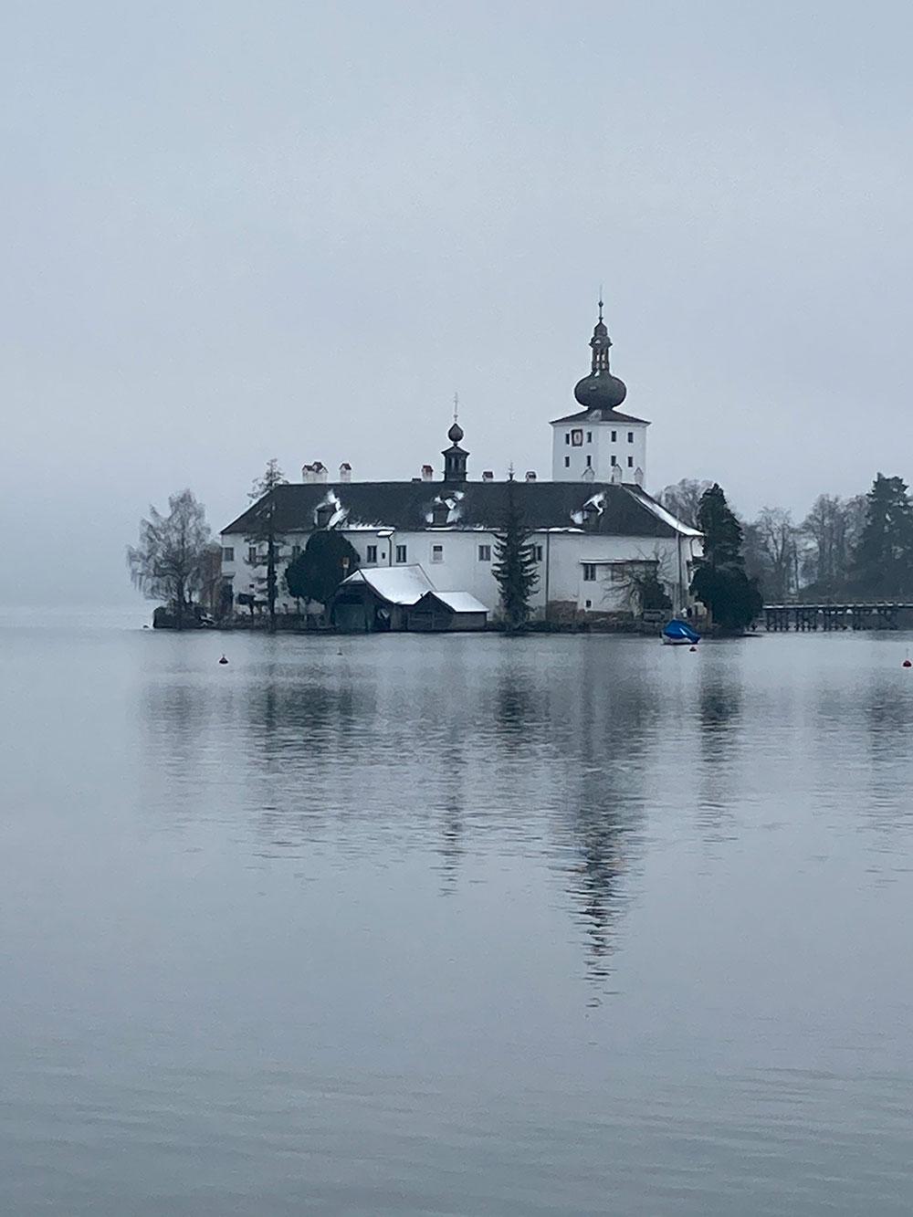 Schloss Orth, Fotografie, 2020